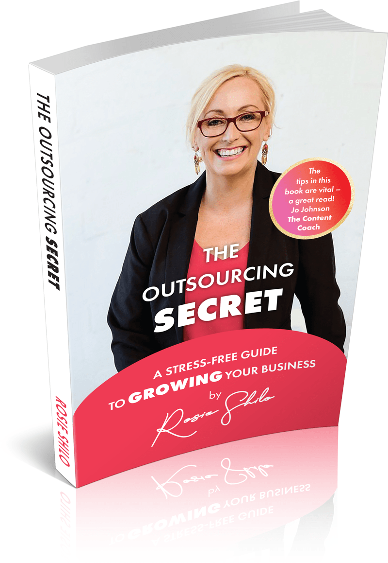 The Outsourcing Secret by Rosie Shilo